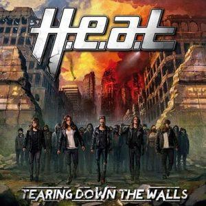 heat tearing down the walls