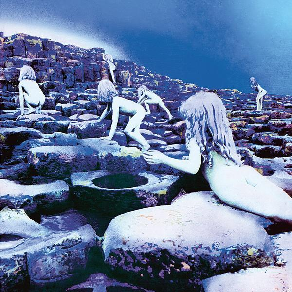 Led Zeppelin     Houses of the Holy  Super Deluxe Edition 2014    Houses Of The Holy Album Cover