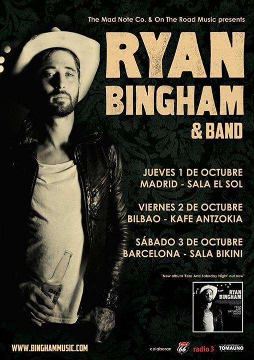 ryan bingham españa cartel