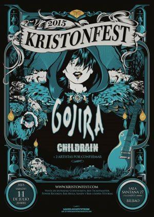 gojira kristonfest