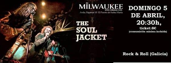 The soul jacket sala milwaukee el puerto de santa mar a for Sala milwaukee
