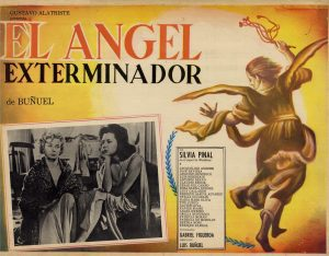 El Angel Exterminador caratula