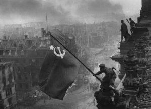 Berlin. 2 mayo 1945. Reichstag