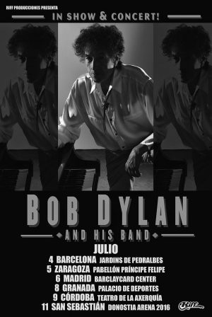 Bob Dylan Zaragoza