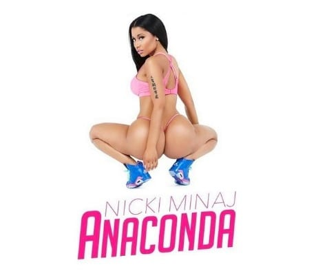 nicky minaj anaconda