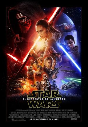 Star Wars episodio VII despertar fuerza