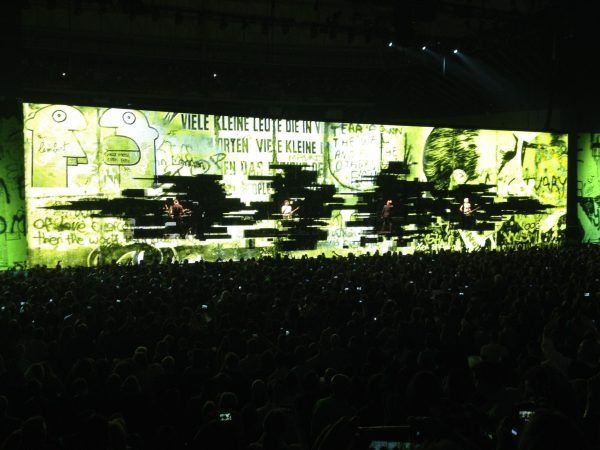 u2 BARCELONA INNOCENCE + EXPERIENCE 10-10-2015 INVISIBLE