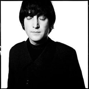 John Lennon por DAVID BAILEY