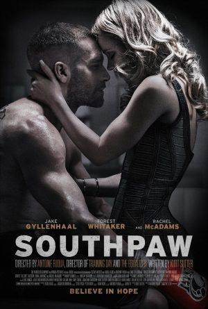 SOUTHPAW Gyllenhaal McAdams