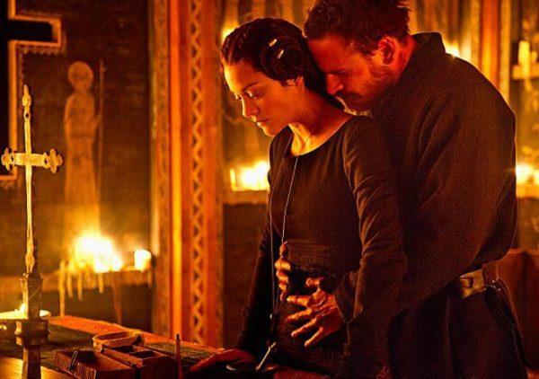 Macbeth cotillard fassbender