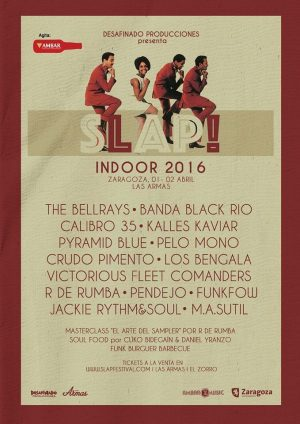 Slap indoor festival 2016