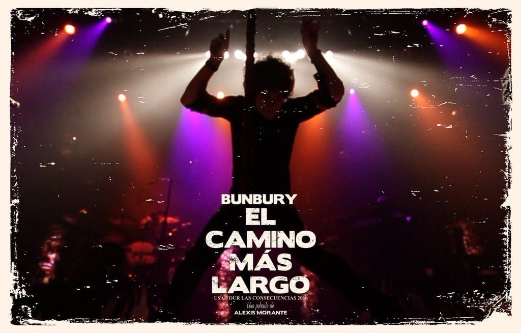 Bunbury - El camino mas largo - documental