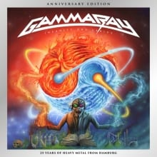 Gamma Ray: Insanity And Genius (Anniversary Edition)