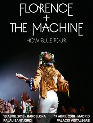 Florence+The Machine Barcelona