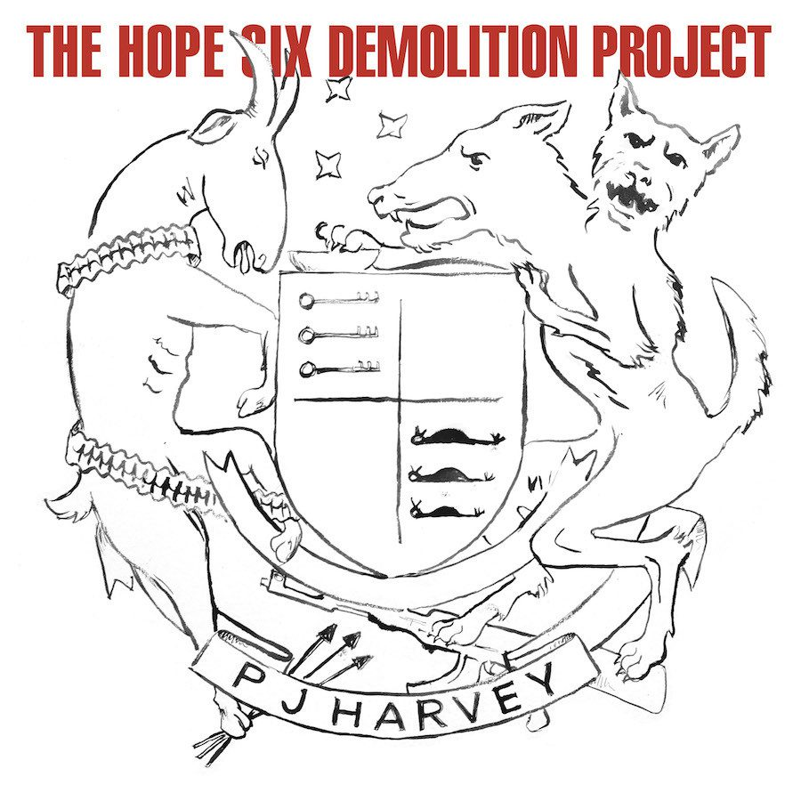 Pj Harvey - Six Demoition Project