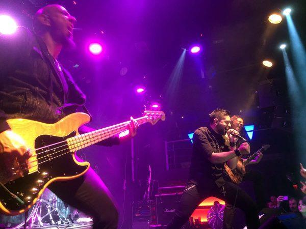 Lords Of Black II Chango Live Madrid Setlist 4