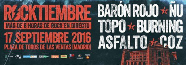 Festival Rocktiembre 2016 2