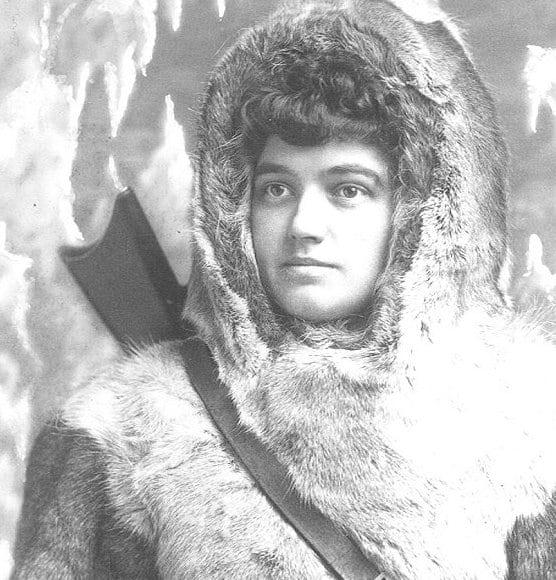 La Josephine Peary real.