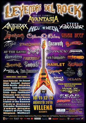 cartel leyendas del rock 2016_1