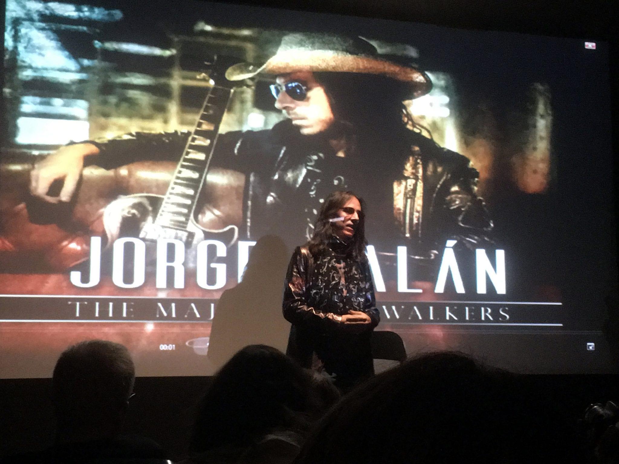 Jorge Salan Graffire evento