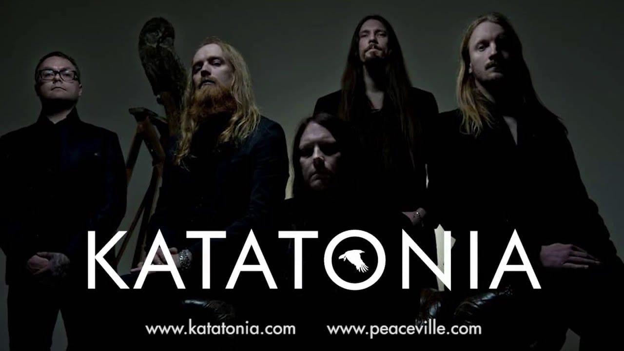 Katatonia - Entrevista - 2016