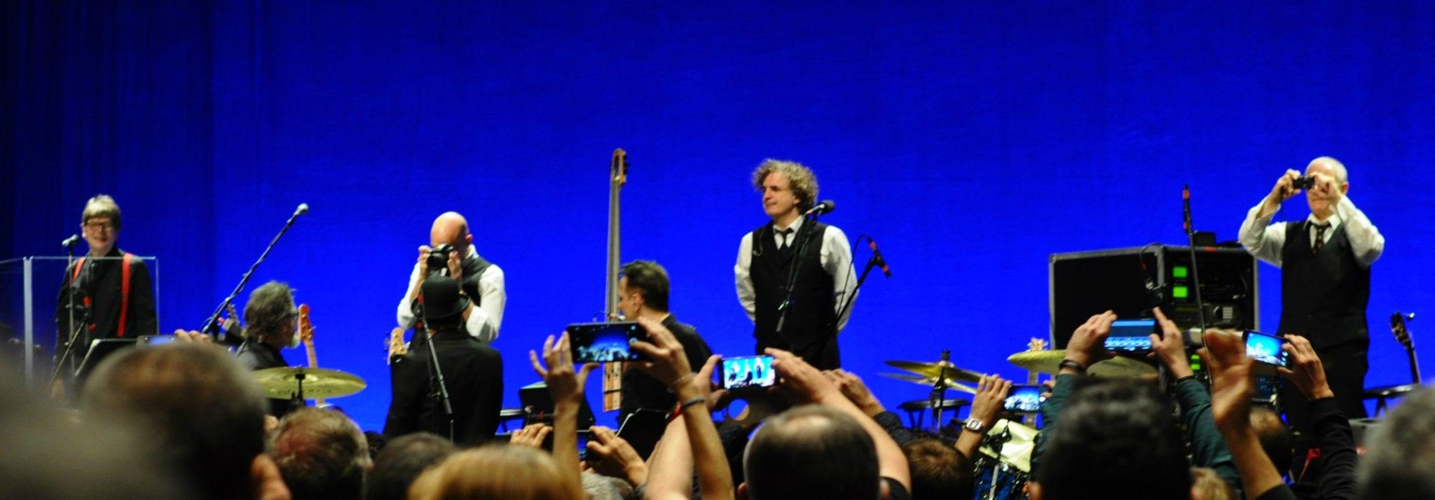 Cr Nica Del Concierto De King Crimson En Barcelona
