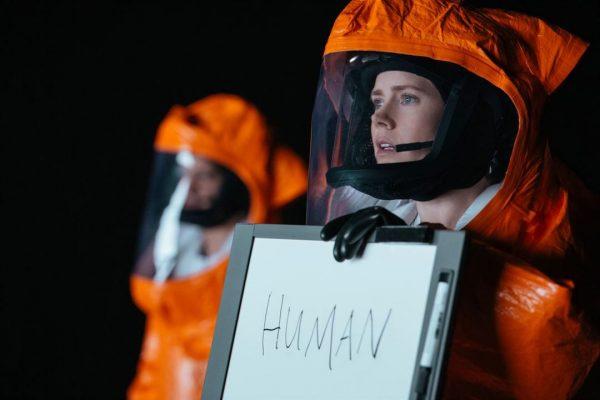 Amy Adams arrival human