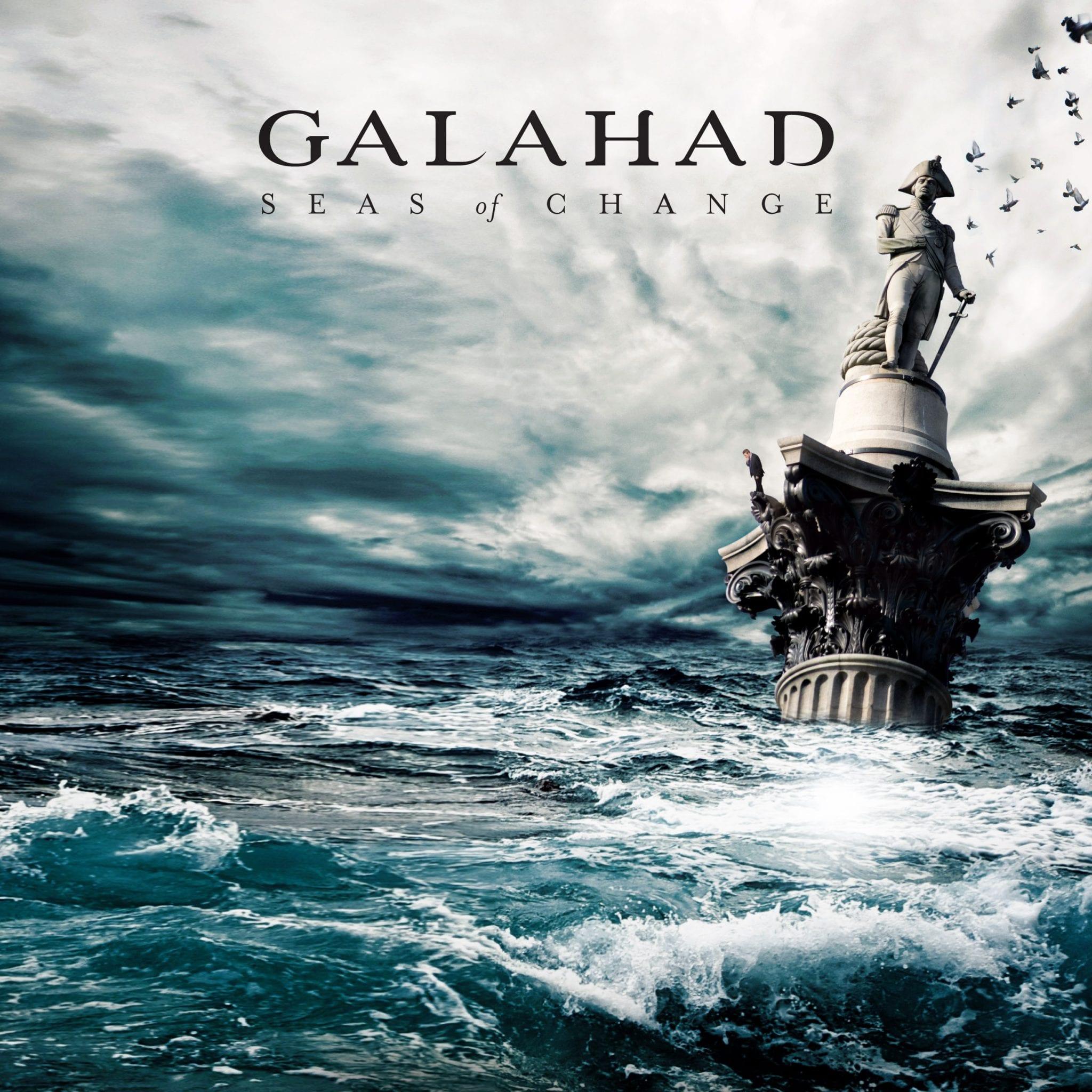 Resultado de imagen de Galahad - Seas Of Change