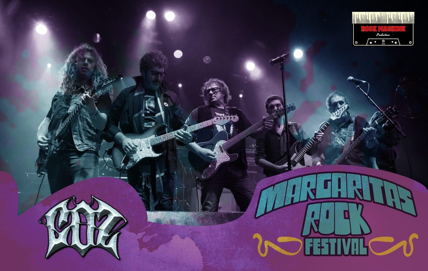 Margaritas Rock Festival, 21 de septiembre en Getafe