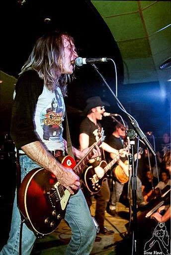 "Fallece Ron ""Rontrose"" Heathman   Rock The Best Music"